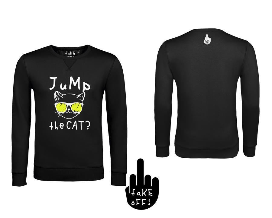 Felpa Jump The Cat?