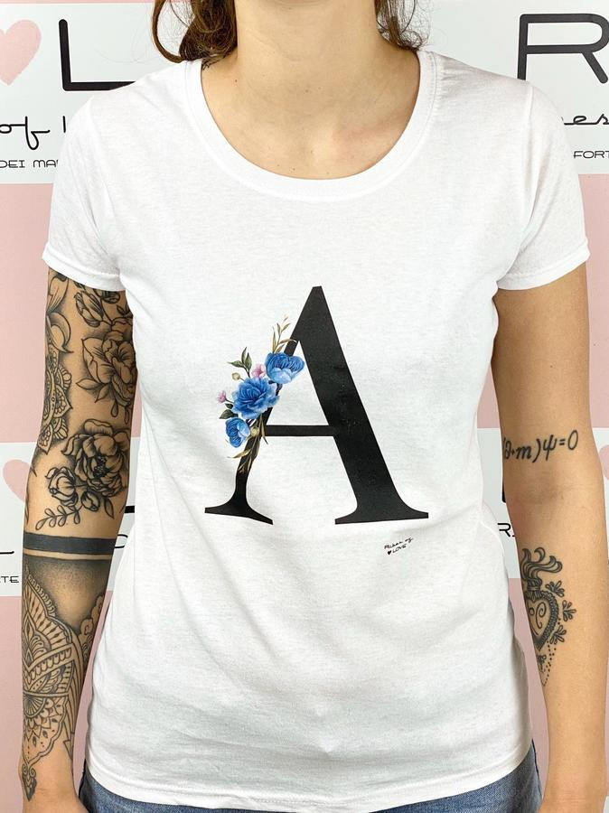 T-shirt Monogram