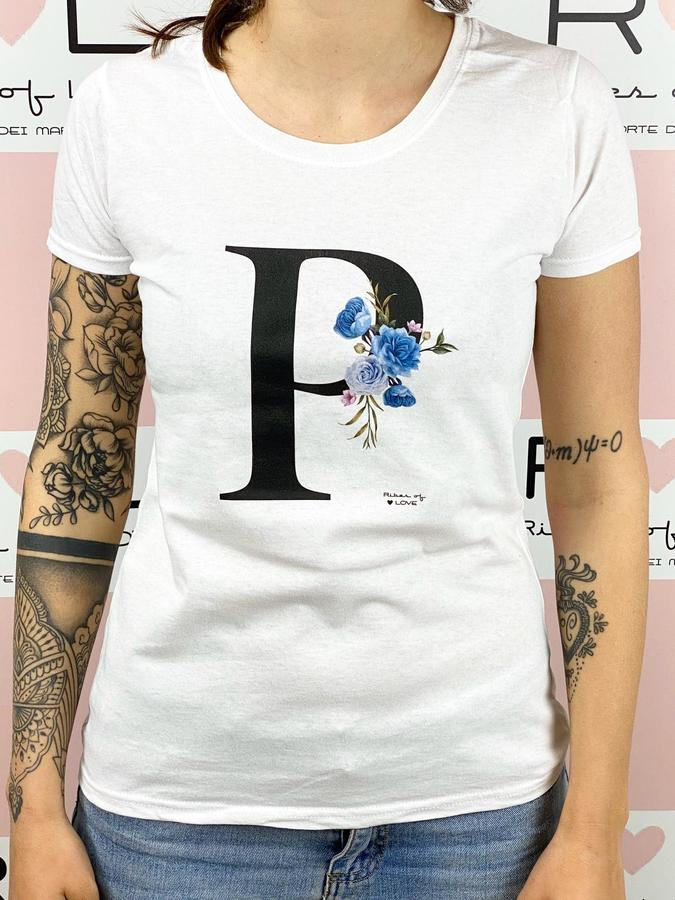T-shirt Alfabeto