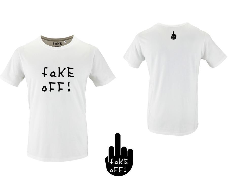 """T-Shirt """"Face Off!"""""""