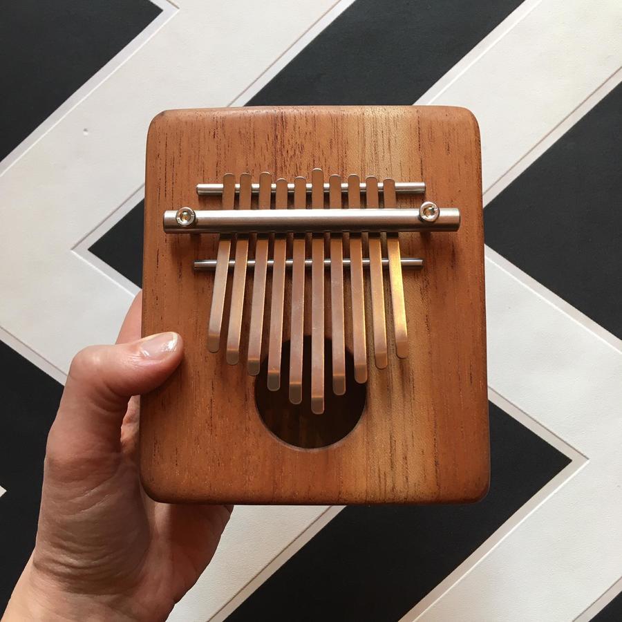 Kalimba Box Elettrica - NIYA Strumenti