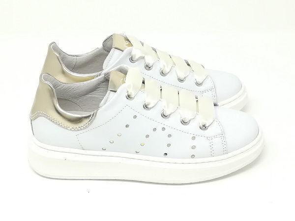 Sneaker Pelle - NERO GIARDINI Kids & Teens