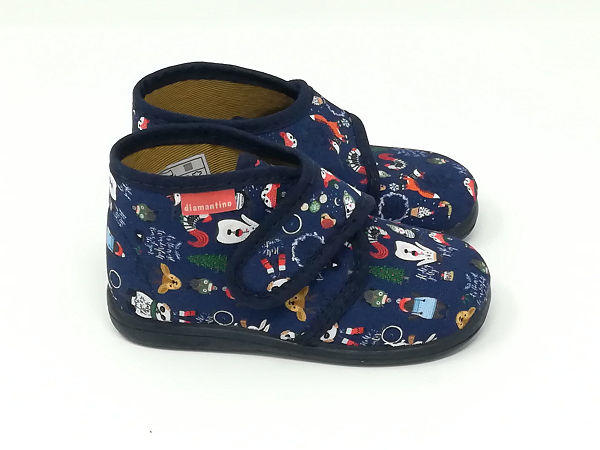 Pantofola Strappo - DIAMANTINO