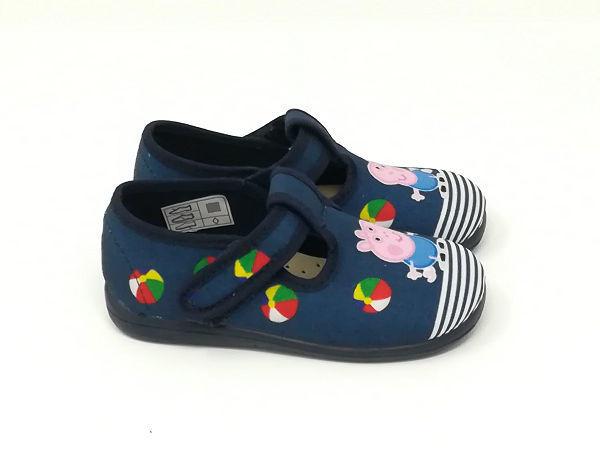 Pantofola Strappo Peppa - DIAMANTINO