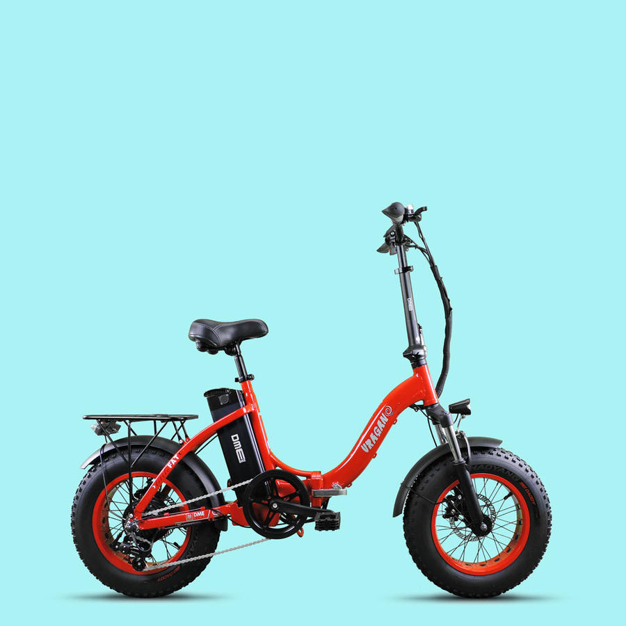"Bici elettrica fat bike 16"" URAGANO POMPEI LITTLE V1.0 250W 48V"