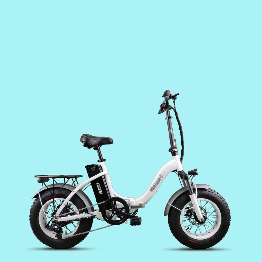 "Bici elettrica fat bike 16"" URAGANO POMPEI LITTLE V1.1 350w 48v"