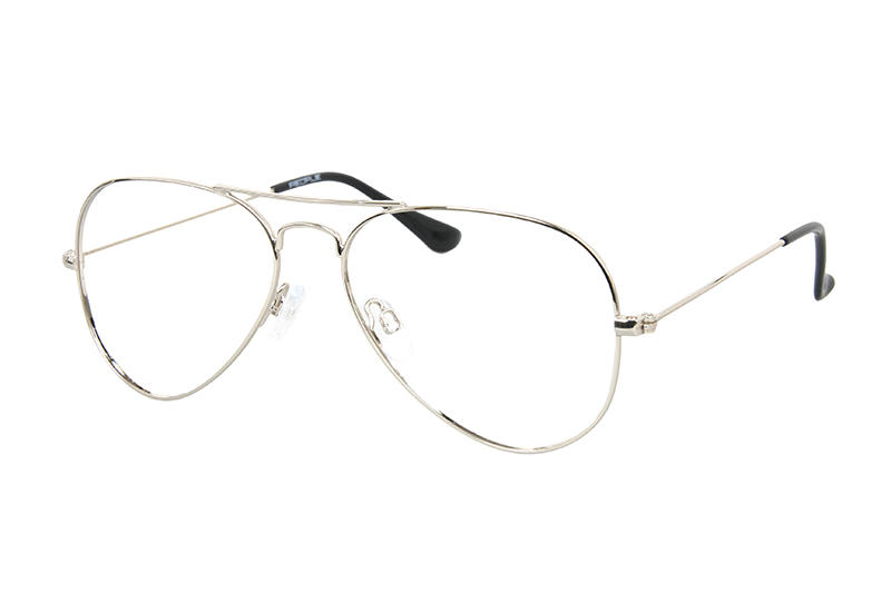 Montatura in metallo OcchialeAmico OSHPE 5539  - Lenti da vista incluse -