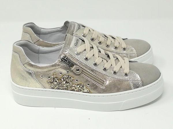 Sneaker Stars Luxury Savana  - NeroGiardini
