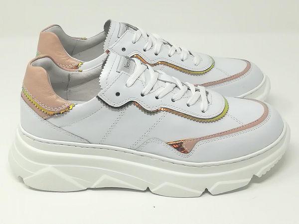 Sneaker Skipper Lacci - NeroGiardini