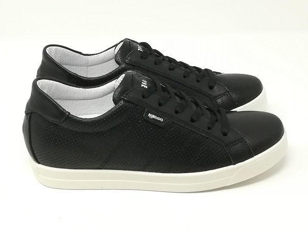 Sneaker Antara Nappa Nero - Igi&Co