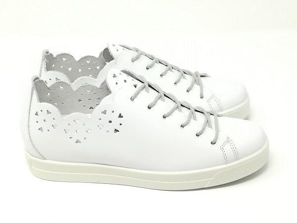 Sneaker Antara Fiore Bianco - Igi&Co