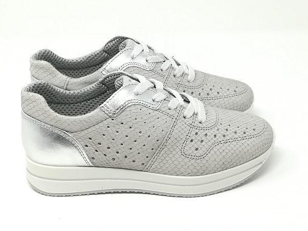 Sneaker Kuga Nabuk Ghiaccio - Igi&Co