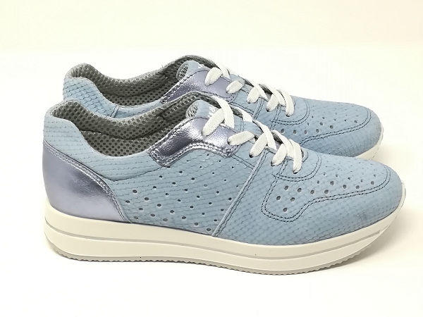 Sneaker Kuga Nabuk Cielo - Igi&Co