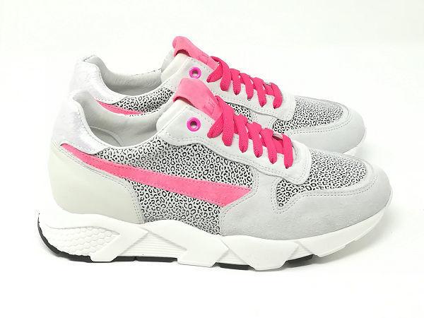 Sneaker Sport Scamosciata/Maculata  - LIFE