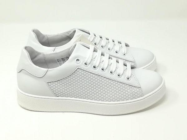 Sneaker Pelle/Pixel  - Giorgio Perticari