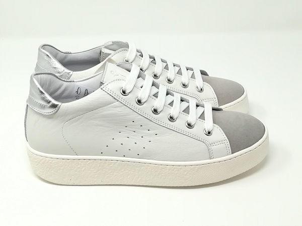 Sneaker Pelle/Camoscio  - Giorgio Perticari