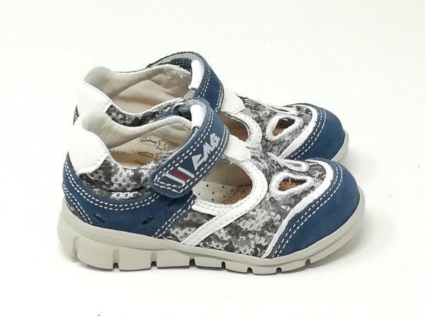 Baby Sandalo Due Occhi - PRIMIGI