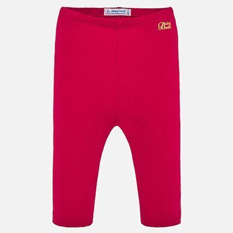 leggings basico lungo - Rosso 703