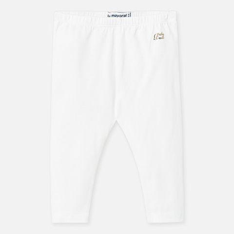 leggings basico lungo - Bianco 703