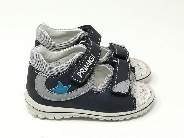 Baby Sandalo Pelle Strappi  - PRIMIGI