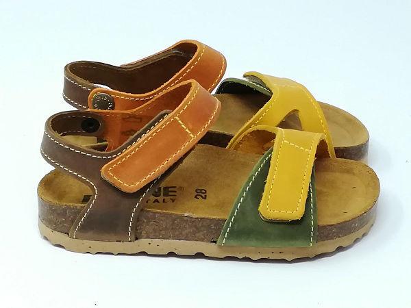 Sandalo Bio Pelle Strappi  - BIOLINE