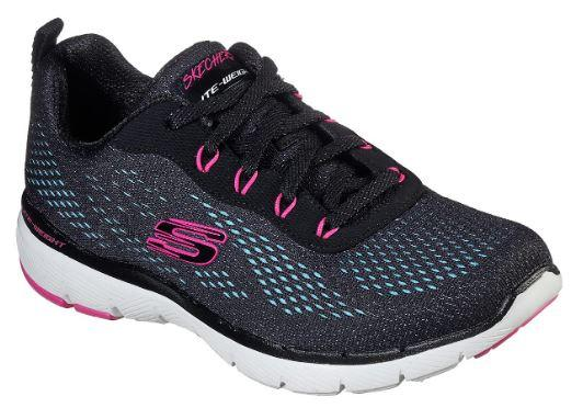 Flex Appeal 3.0 Pure Nero - SKECHERS