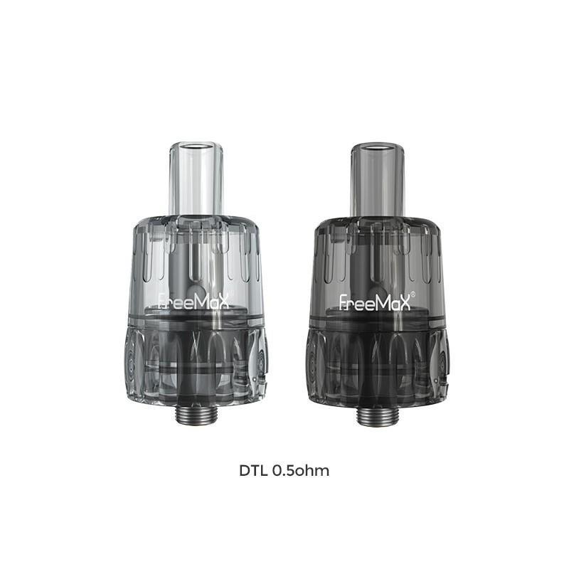 FreeMax atomizzatore GEMM Pod DTL - 0.5ohm - 2ml - 2pcs