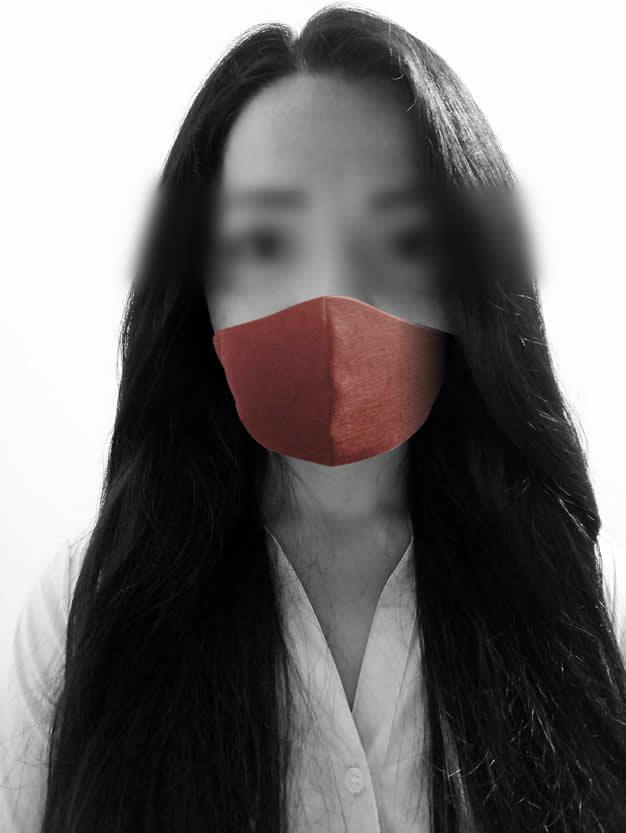 Mascherina di protezione - senza filtri