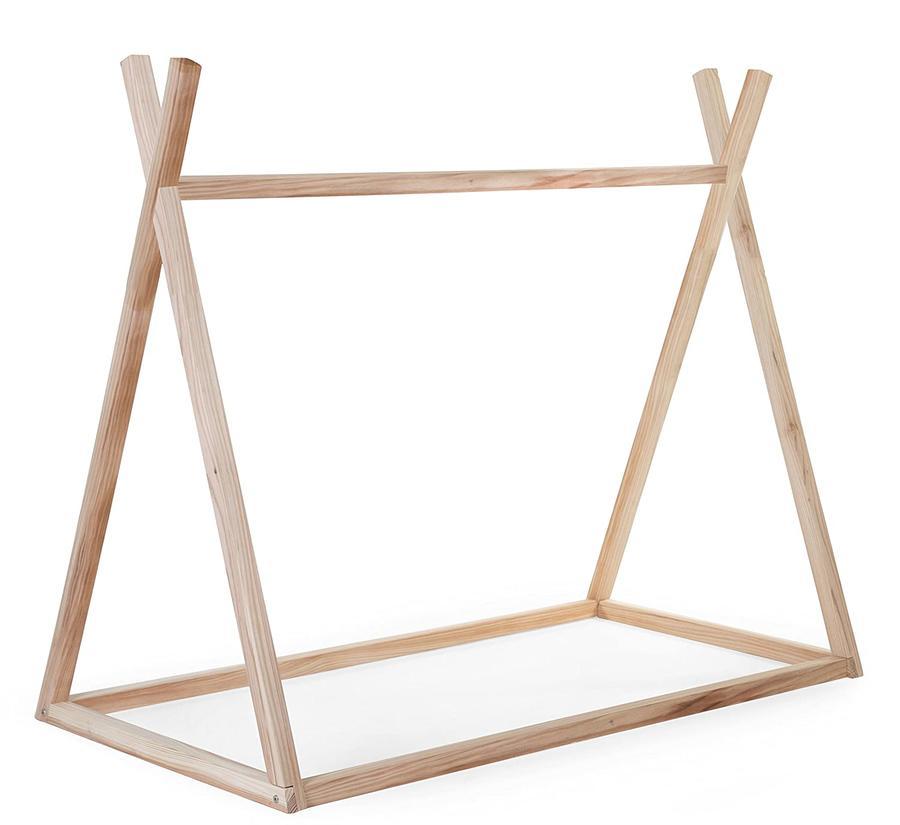 struttura letto montessori casetta
