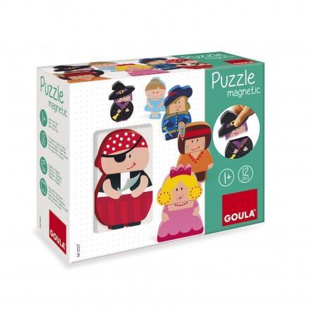 puzzle magnetico  12m+