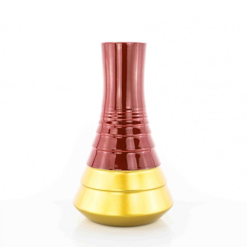 Vaso Step Red Gold grande