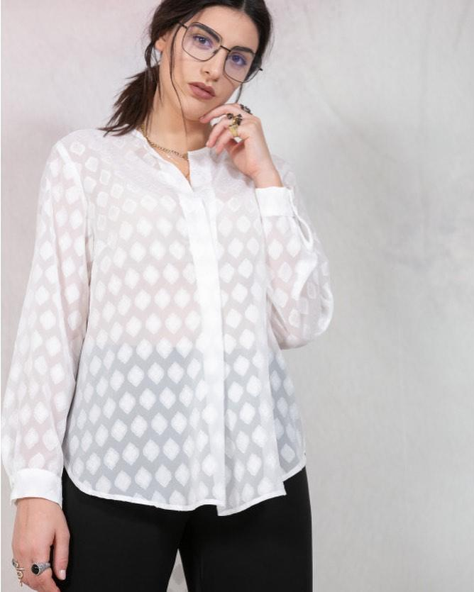 SANDRO FERRONE LOLA curvy camicia