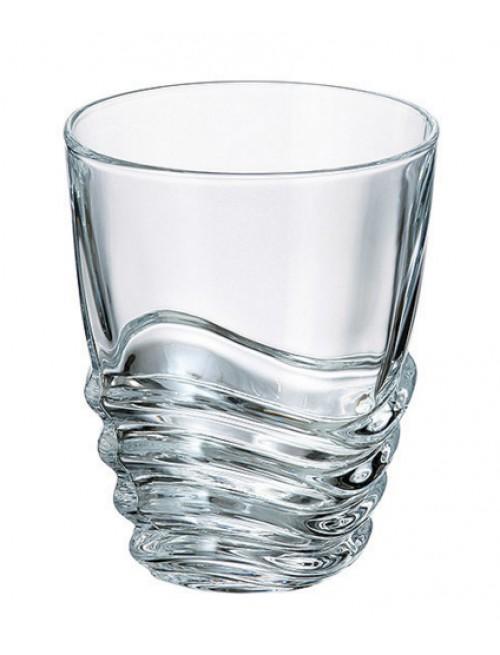 Wave 6 Bicchieri+Bottiglia Whisky