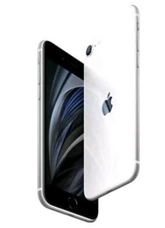 """APPLE iPHONE SE 2020 4.7"""" 256GB ITALIA BLACK"""