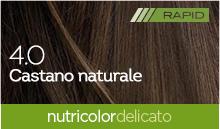 Tinta per Capelli BioKap - Nutricolor Delicata Rapid