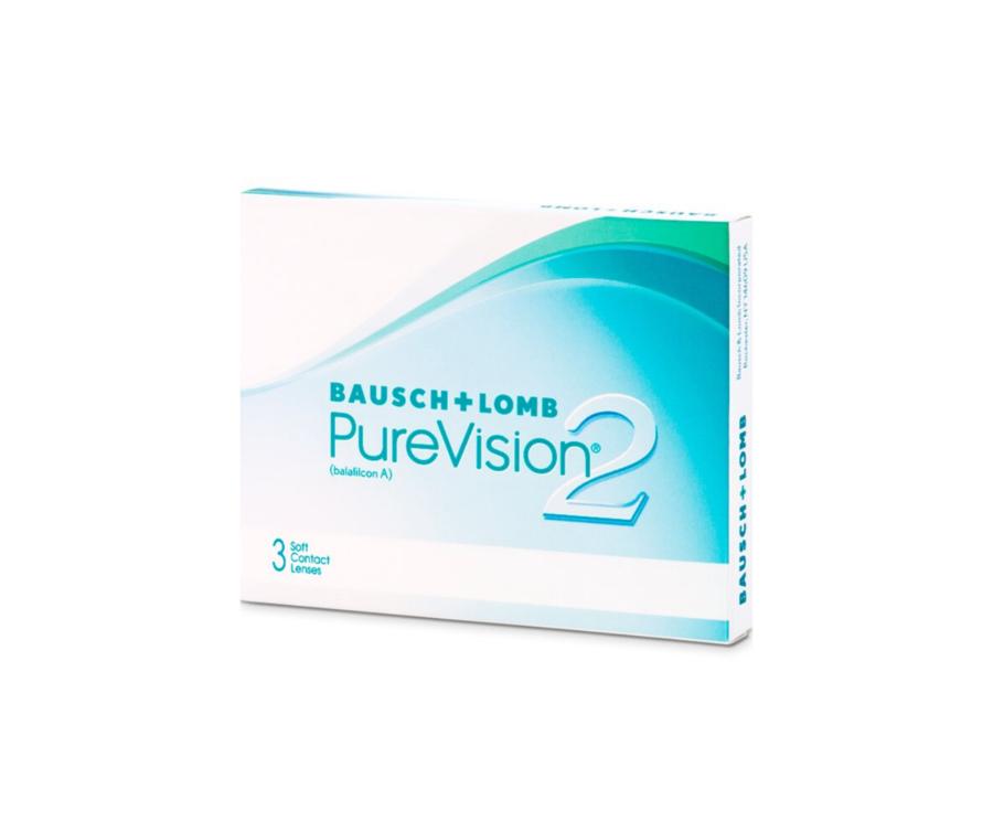 PureVision®2 HD 3 lenti