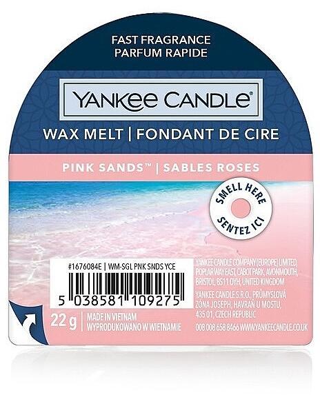 Tart Cera da Fondere Yankee Candle