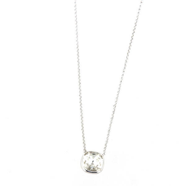Collana Argento 925 con Cristalli Swarovski