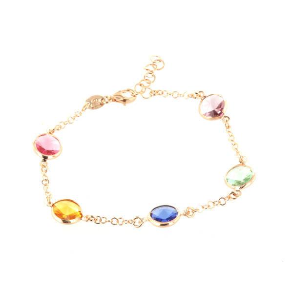 Bracciale in Argento BYSIMON Multicolor