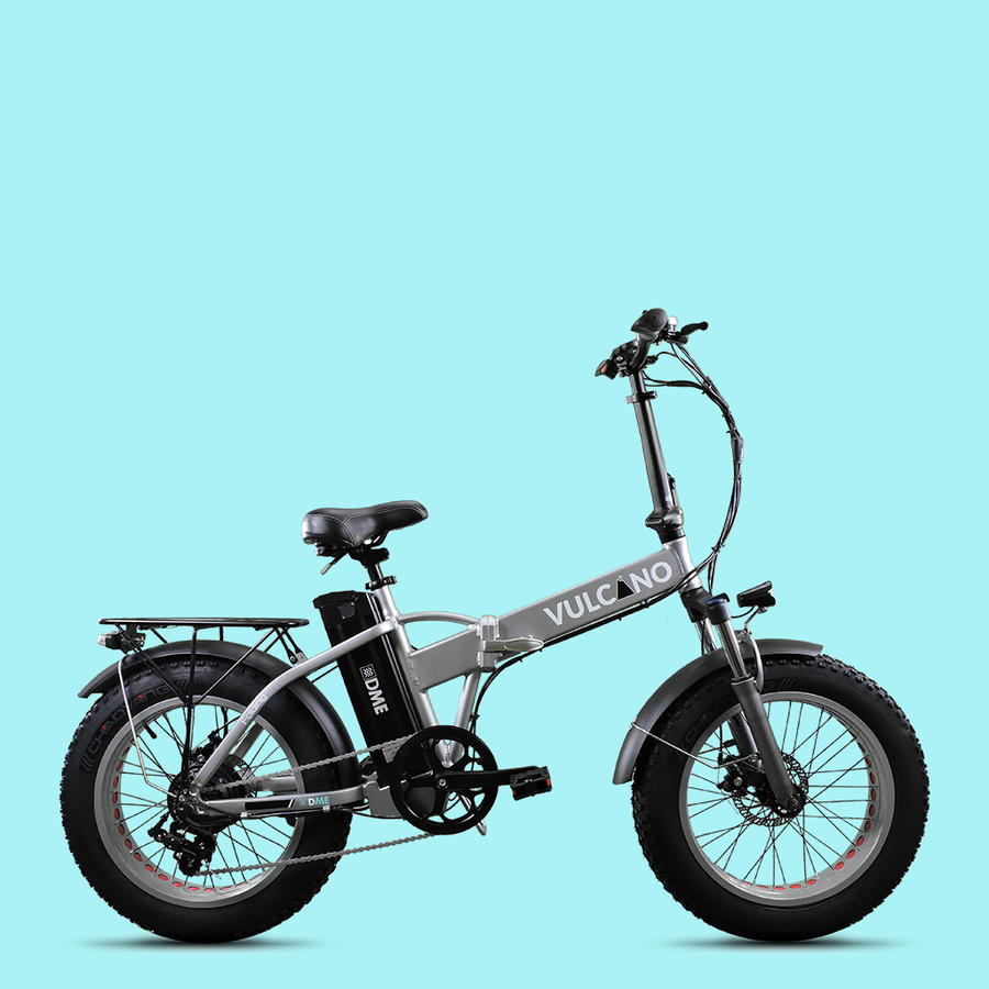 "Bici elettrica fat bike 20"" VULCANO V2.8.3 -250w -36v"
