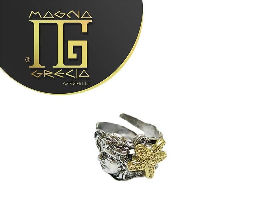 Anello 4 stagioni Magna Grecia Gioielli