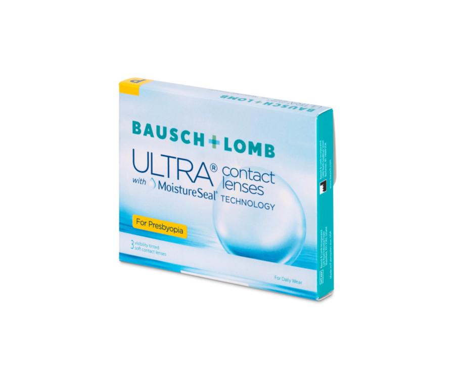 ULTRA® for Presbyopia 3 lenti