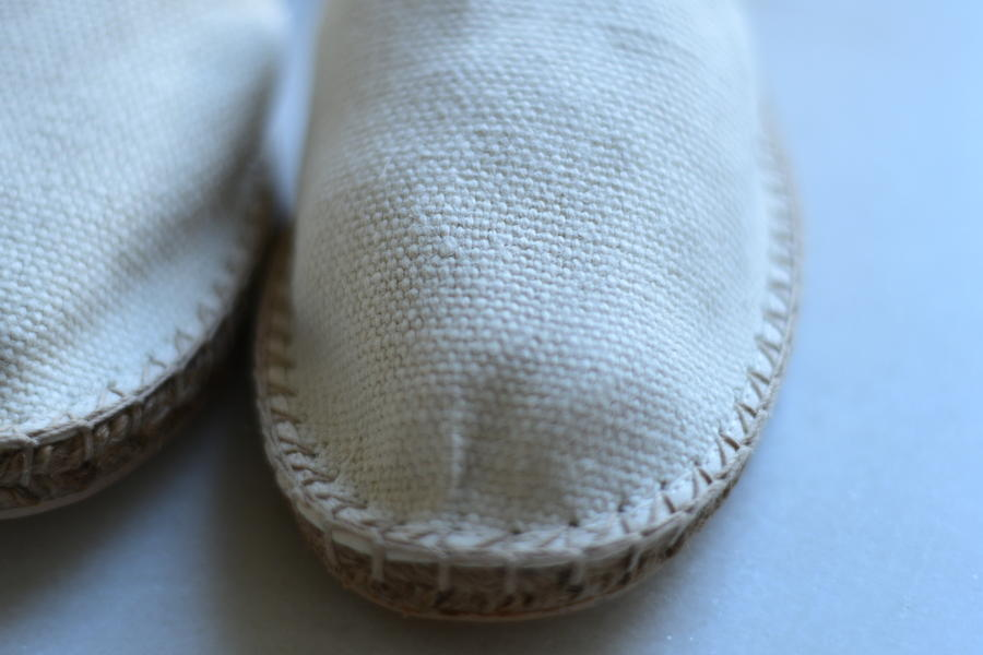 Sabot in cotone
