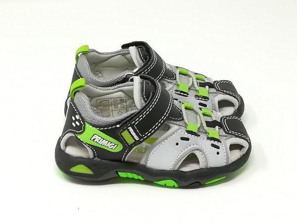 Sandalo Baby Active Chiuso Grigio - PRIMIGI