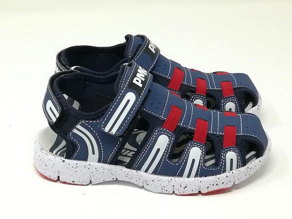 Sandalo B&G Sport Chiuso Blu - PRIMIGI