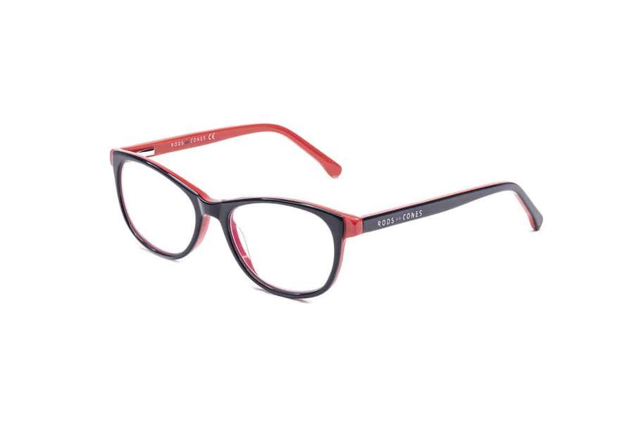 Montatura in plastica OcchialeAmico OSRC11 - Lenti neutre Blu Protect incluse