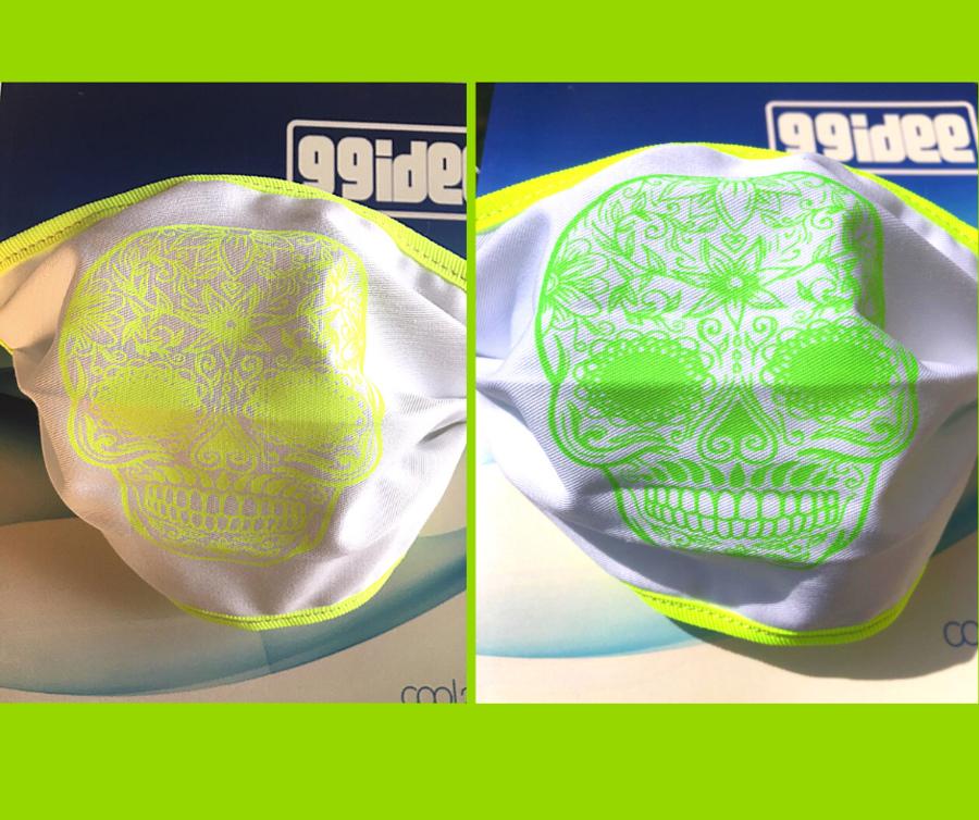 Mascherina Mexican Skull