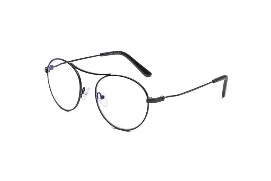 Montatura in metallo OcchialeAmico OSRC07D - Lenti neutre Blu Protect incluse