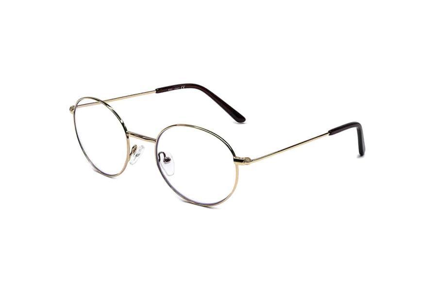 Montatura in metallo OcchialeAmico OSRC09  - Lenti neutre Blu Protect incluse
