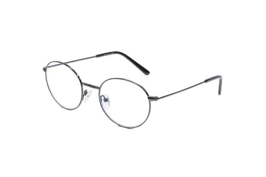 Montatura in metallo OcchialeAmico OSRC09D - Lenti neutre Blu Protect incluse
